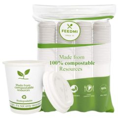 Eco Friendly Paper Coffee Cups