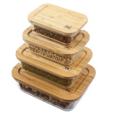 Eco Friendly Food Storage Containers