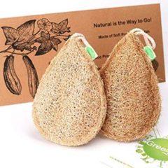Eco Friendly Natural Kitchen Sponges
