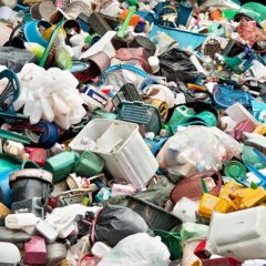 Plastic recycling is ineffective