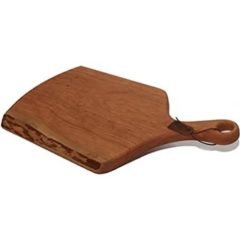 Cherrywood Cutting Board with Handle