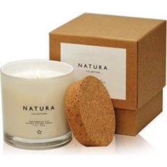 Eco-friendly soy candle from Lulu