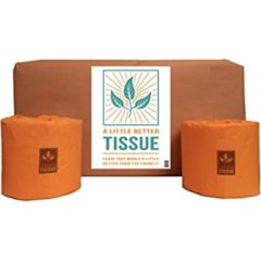 eco-friendly compostable toilet paper for septic tanks